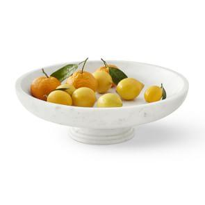 Marble Fruit Bowl, Large