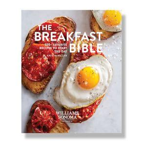 Williams Sonoma Breakfast Bible Cookbook