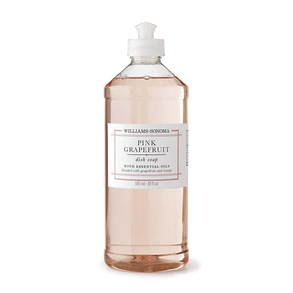 Williams Sonoma Pink Grapefruit Dish Soap, 591ml