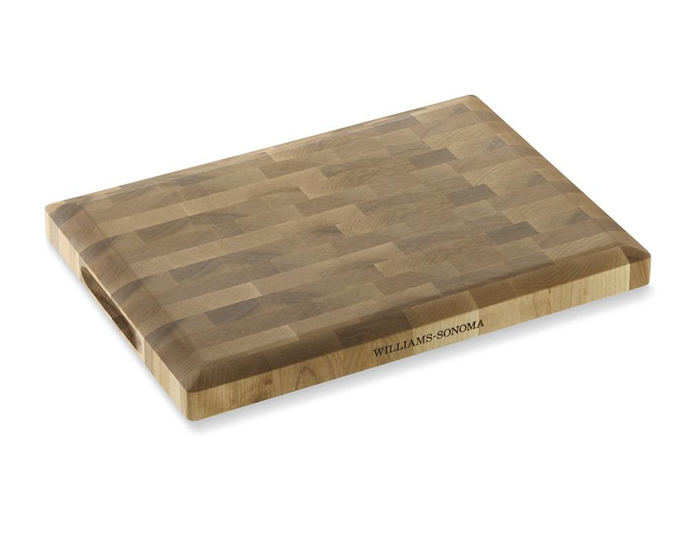 Williams Sonoma End-Grain Chopping Boards
