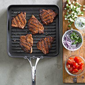 Calphalon Elite Nonstick Square Grill Pan