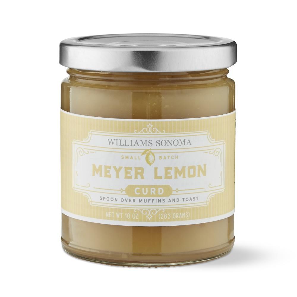 Williams Sonoma Meyer Lemon Curd