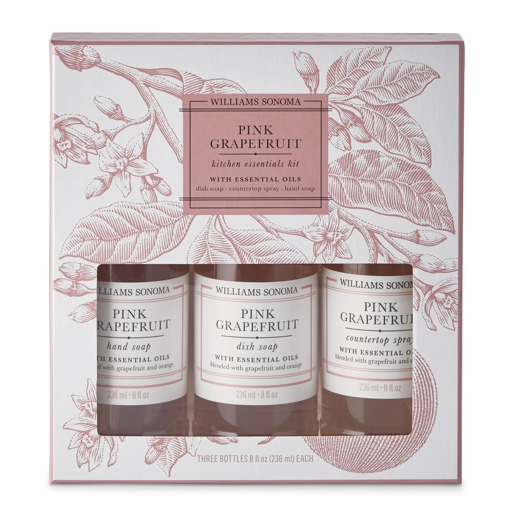 Williams Sonoma Kitchen Essentials Kit, Pink Grapefruit