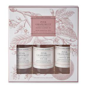 Williams Sonoma Kitchen Essentials Kit, Pink Grapefruit