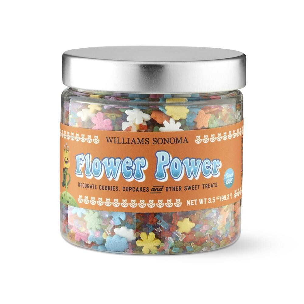 Williams Sonoma Sprinkles, Flower Power