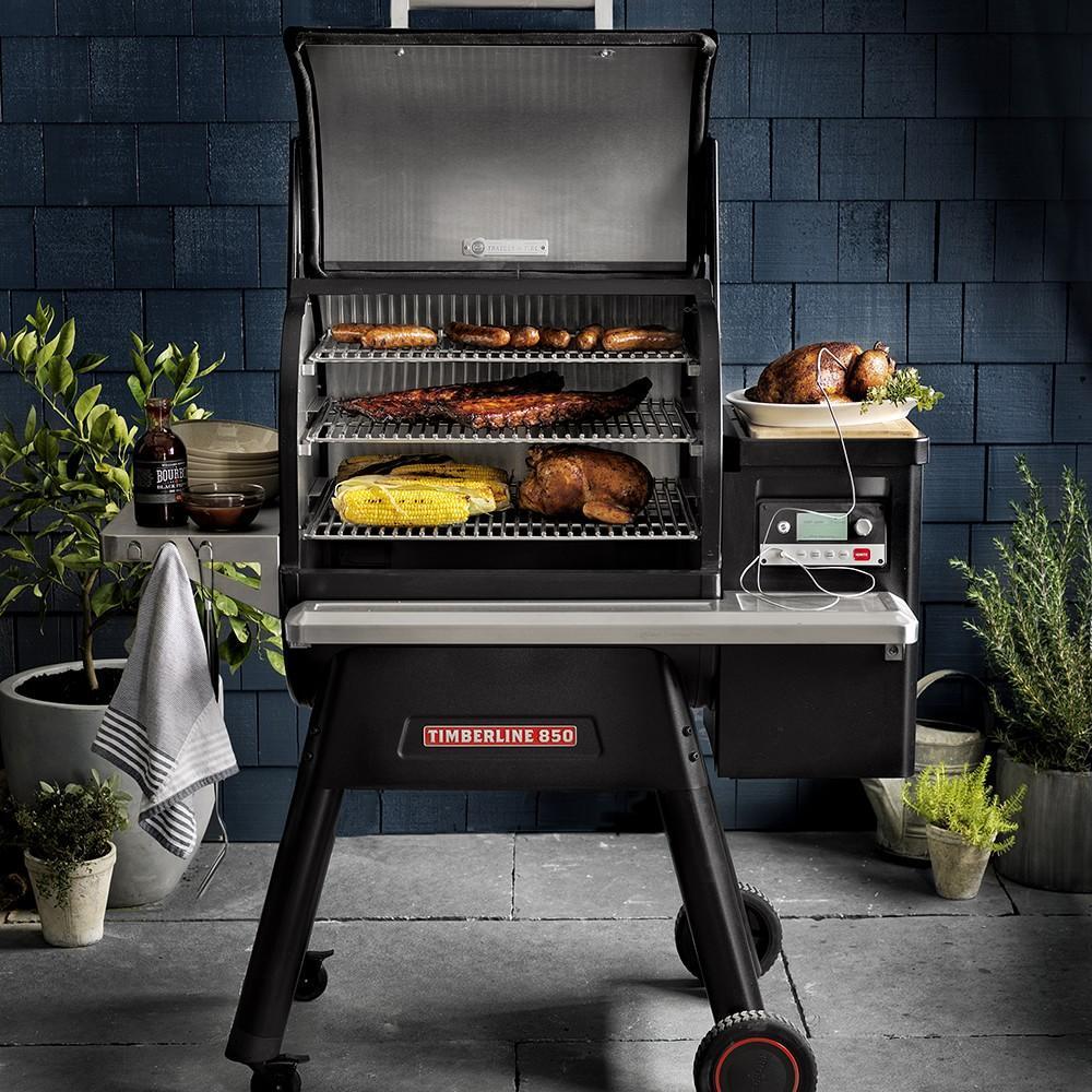 Traeger Timberline 850 Barbecue Williams Sonoma Au