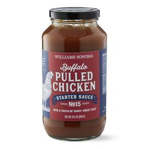 Williams Sonoma Buffalo Pulled Chicken Starter