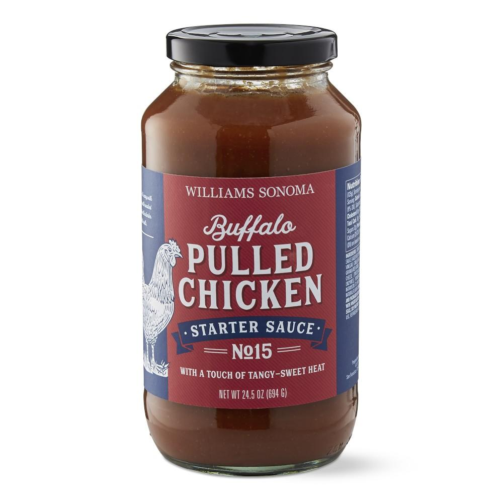 Williams Sonoma Buffalo Pulled Chicken Starter