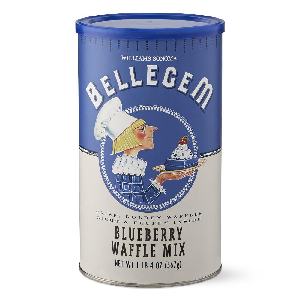 Williams Sonoma Blueberry Bellegem Waffle Mix