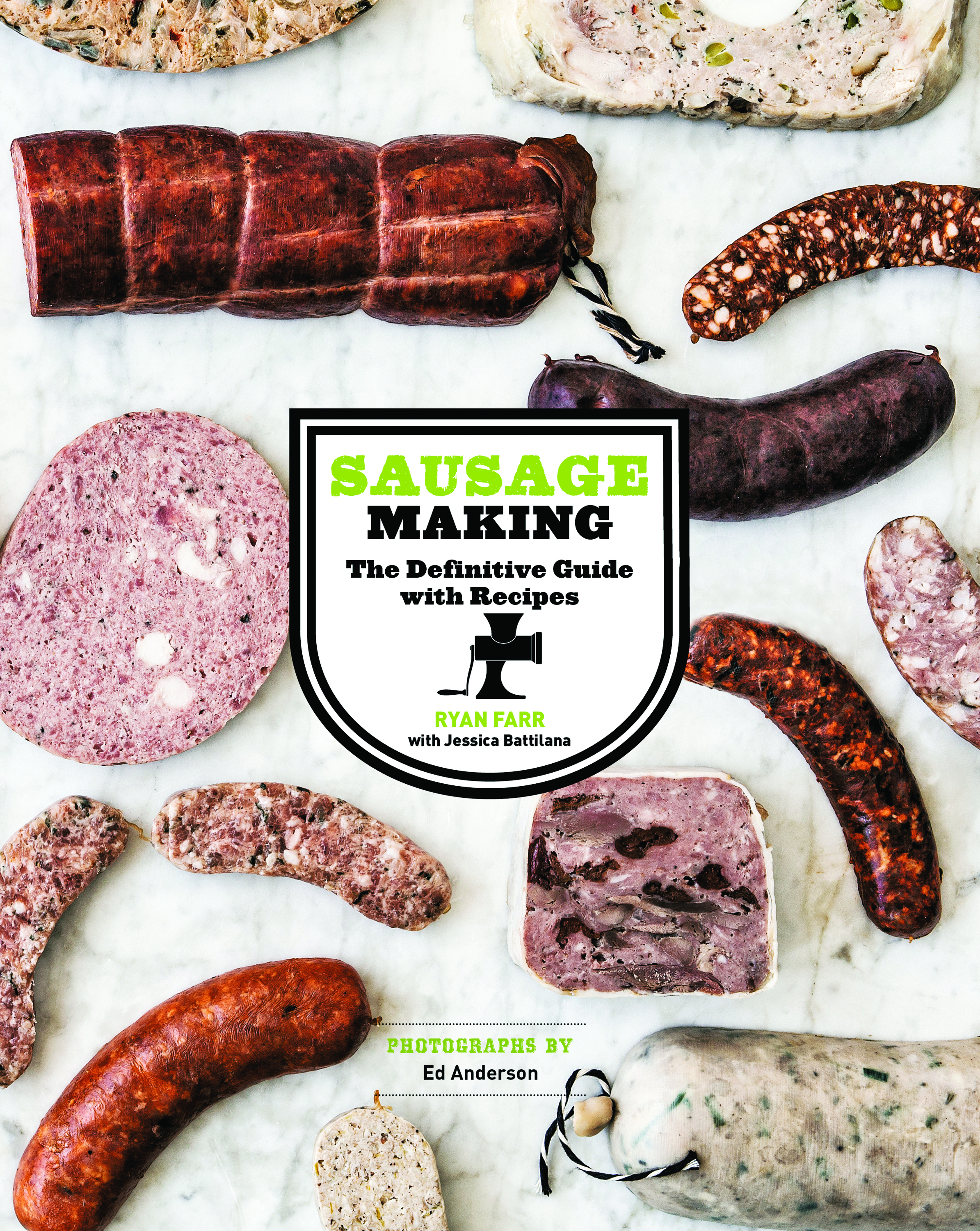 Sausage Making: The Definitive Guide Cookbook