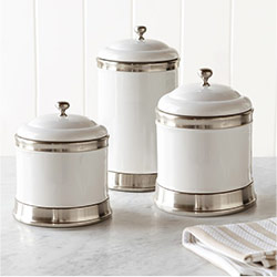 Canisters & Utensil Holders