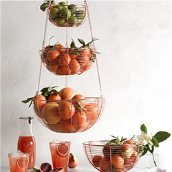 Fruit Baskets & Bowls