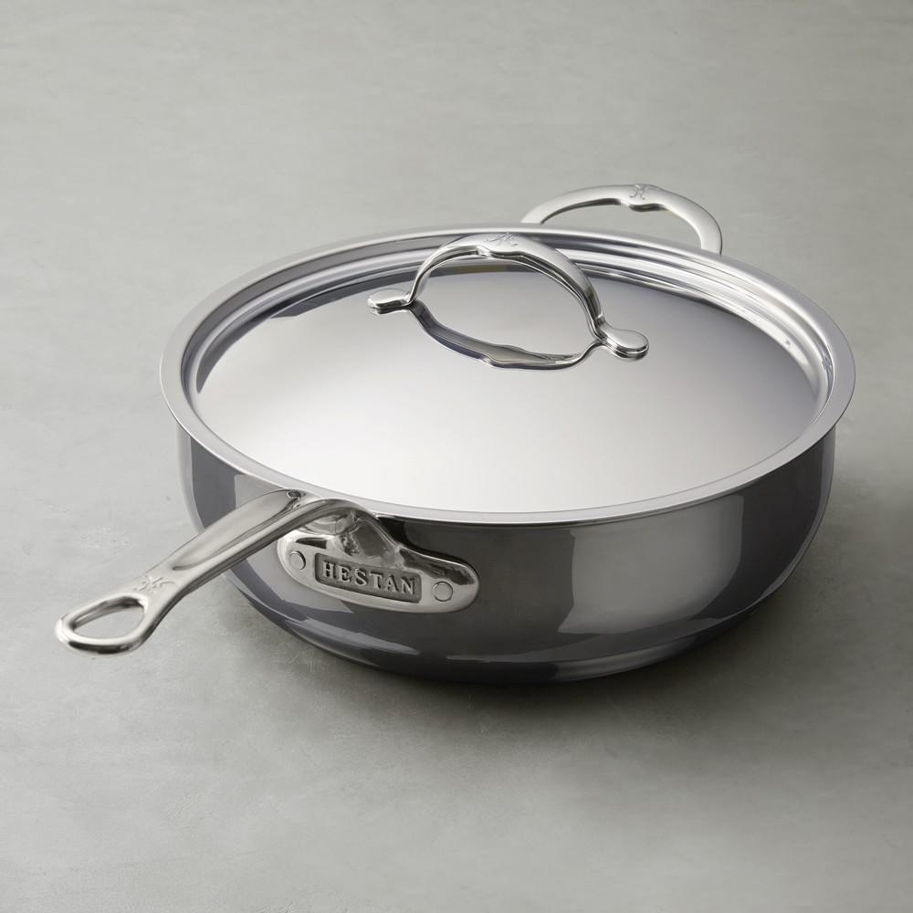 Hestan NanoBond™ Stainless-Steel Essential Pan