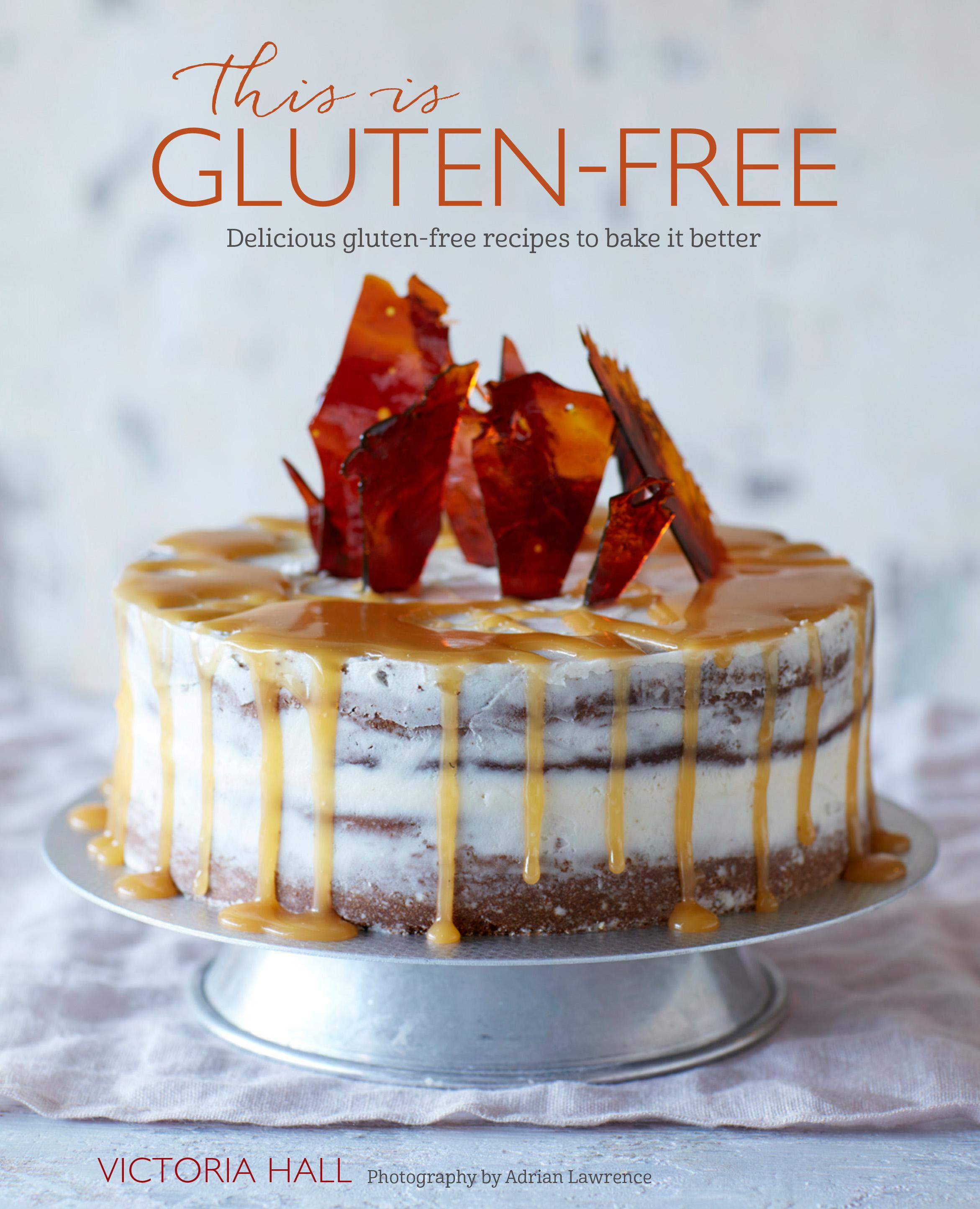 This is Gluten Free Cookbook