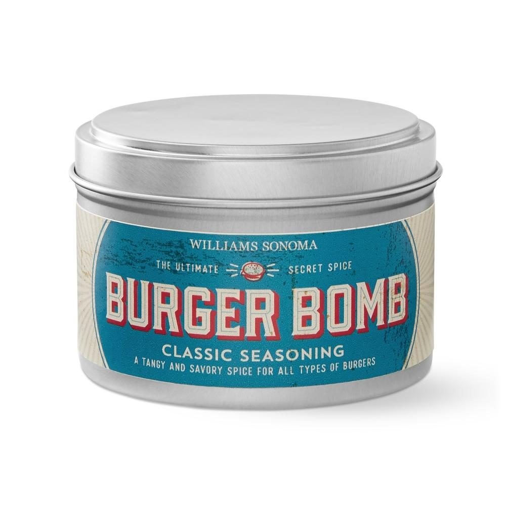 Williams Sonoma Burger Bomb Seasoning