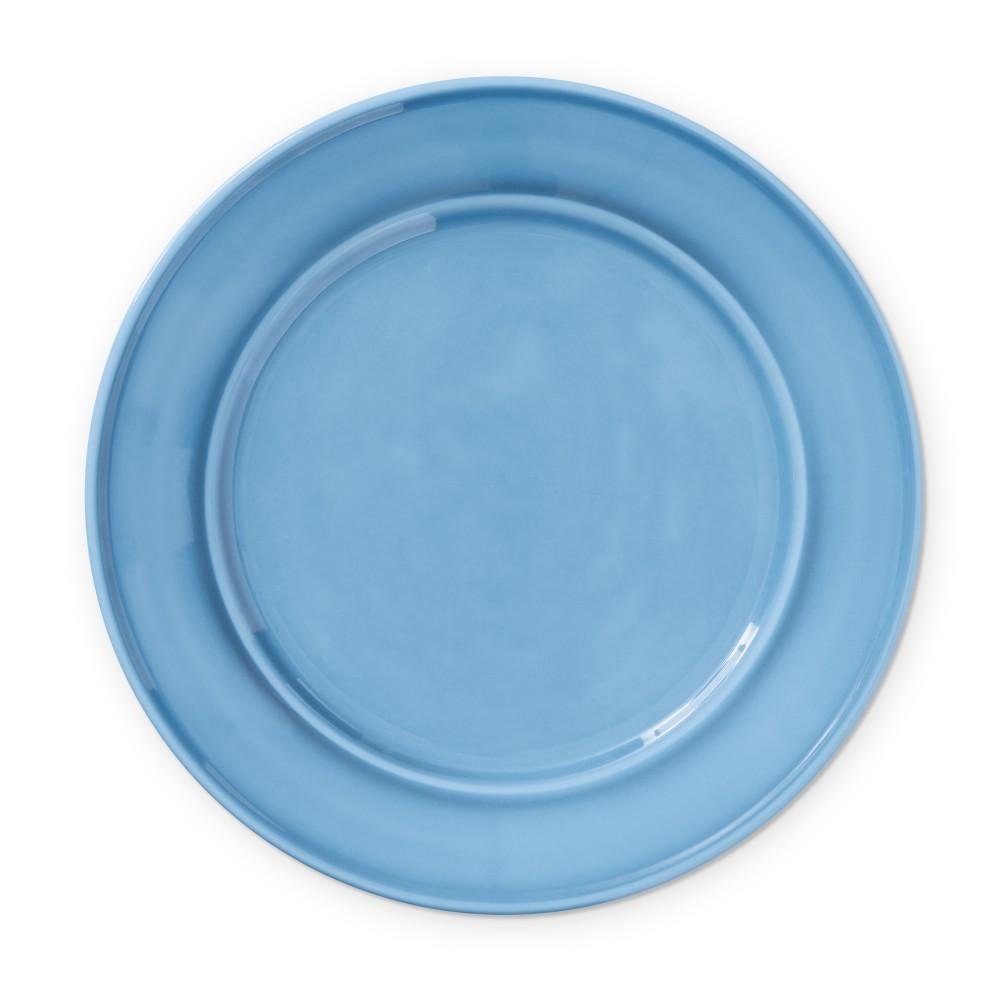 Glow Outdoor Melamine Dinner Plates