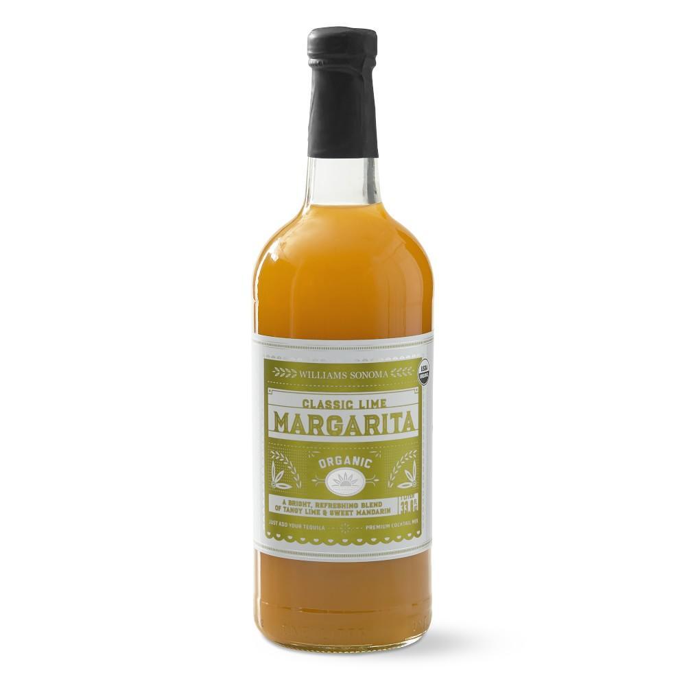 Williams Sonoma Organic Margarita Mix, Classic Lime