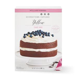 Georgetown Cupcake Cake Mix, Yellow
