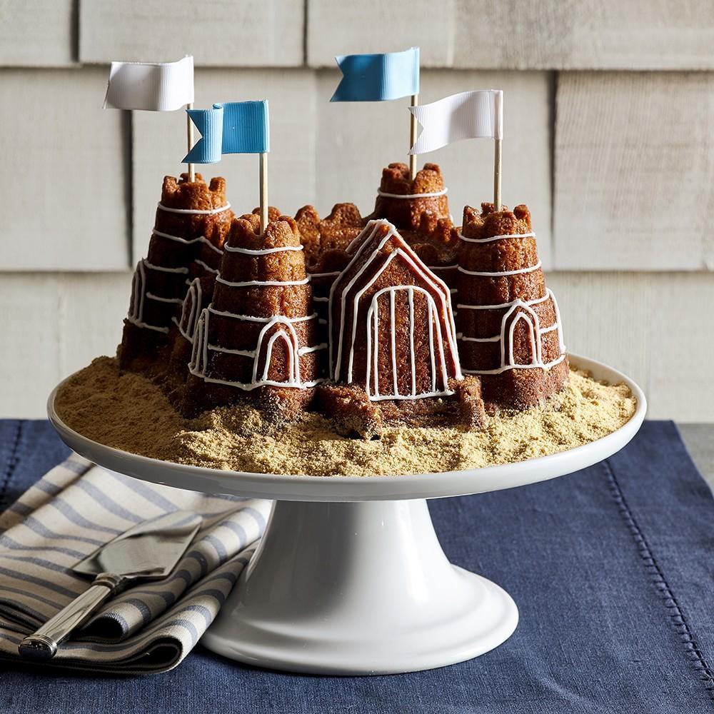 Nordic Ware Sandcastle Bundt® Cake Pan
