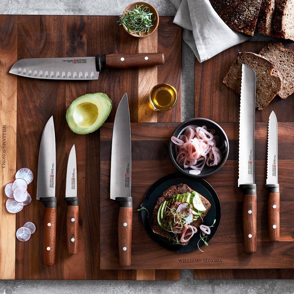 Wüsthof Urban Farmer 7-Piece Knife Set