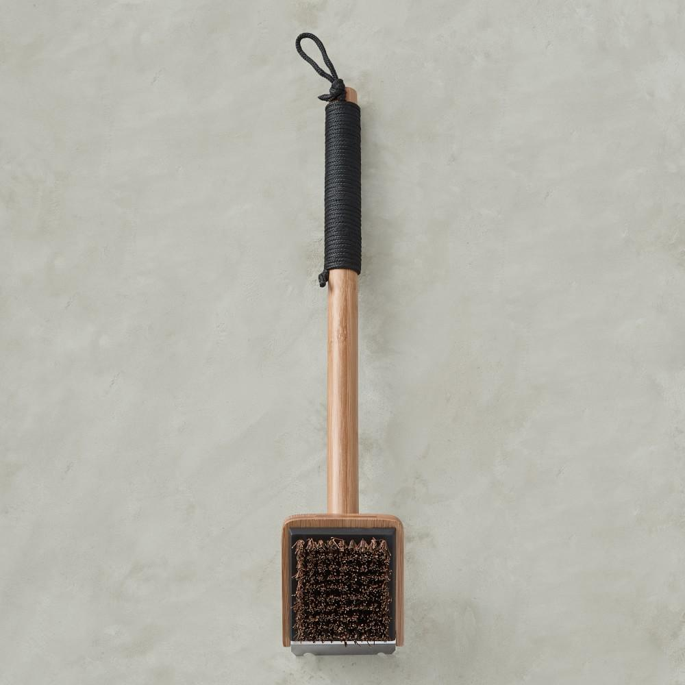 Palmyra Bristles BBQ Cleaning Brush