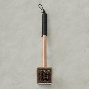 Palmyra Bristles BBQ Cleaning Brush