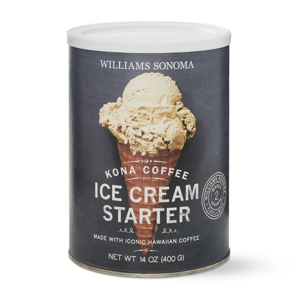Williams Sonoma Ice Cream Starter, Kona Coffee