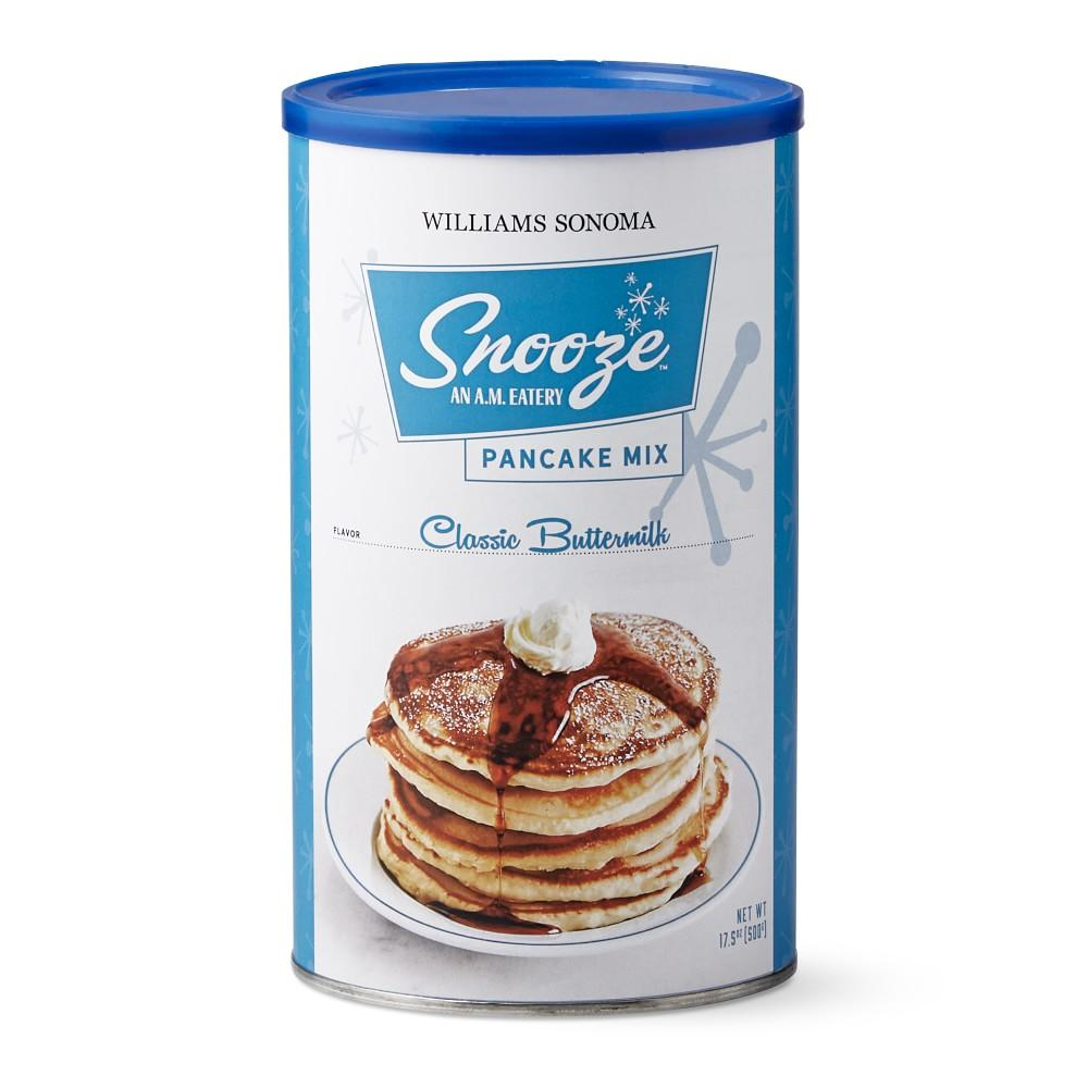 Snooze Eatery Pancake Mix, Plain Jane Buttermilk
