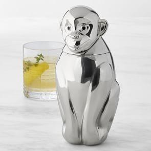 Monkey Cocktail Shaker
