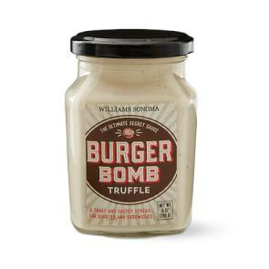 Williams Sonoma Truffle Burger Bomb Sauce