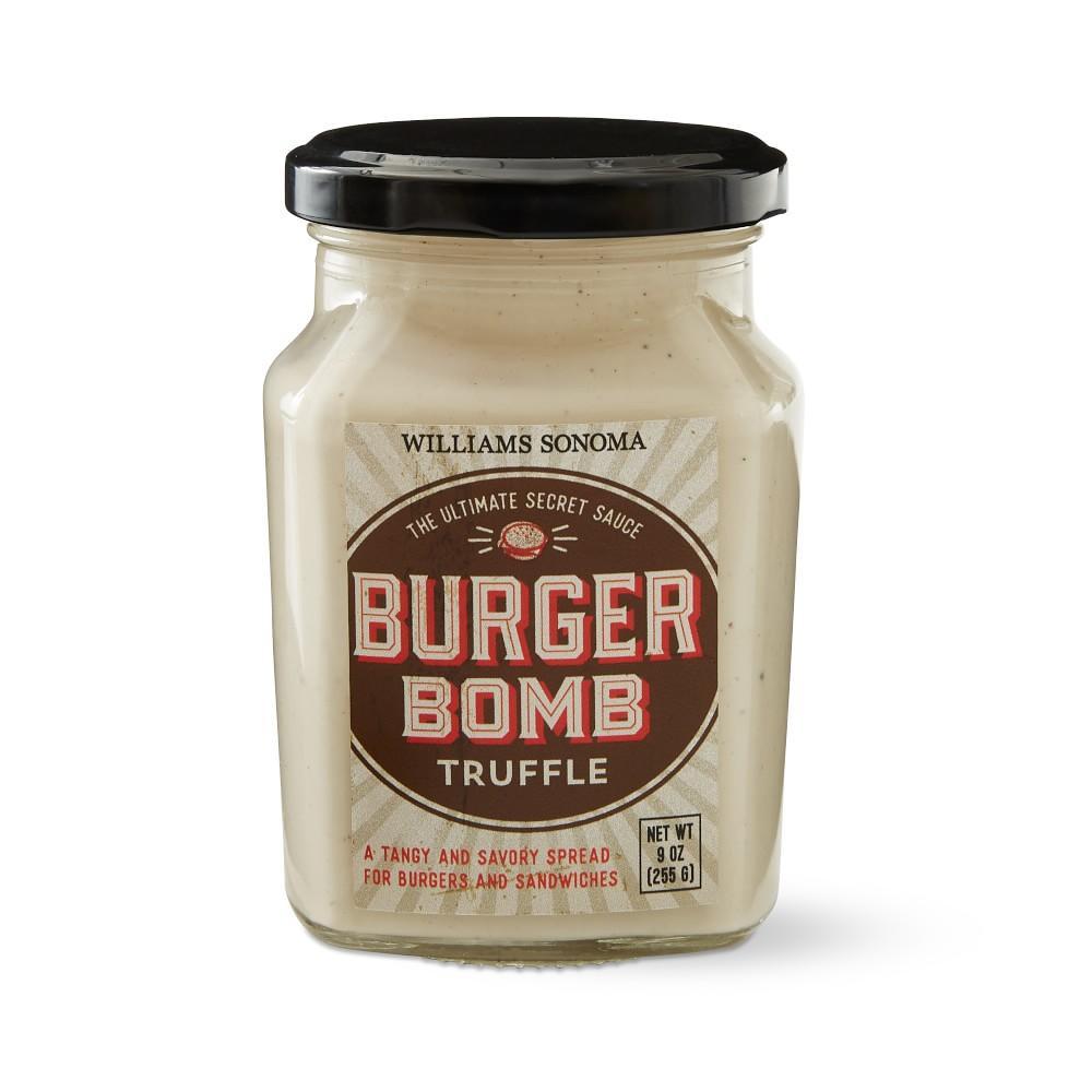 Williams Sonoma Truffle Burger Bomb Sauce