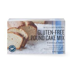 Williams Sonoma Gluten-Free Vanilla Pound Cake