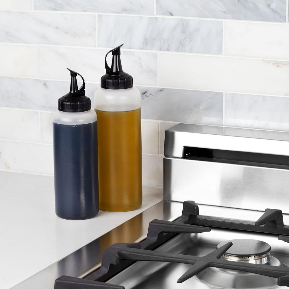 OXO Squeeze Bottles, Set of 2