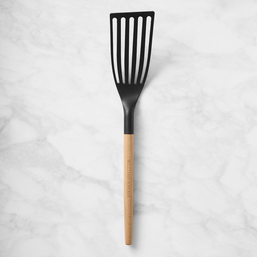 Williams Sonoma Nonstick Flexible Spatula with Wooden Handle
