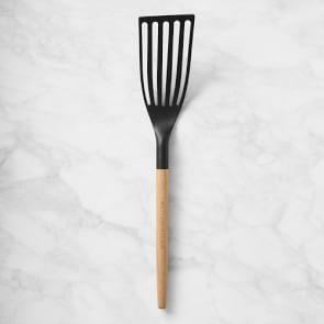 Williams Sonoma Nonstick Flexible Spatula with Wooden Handle