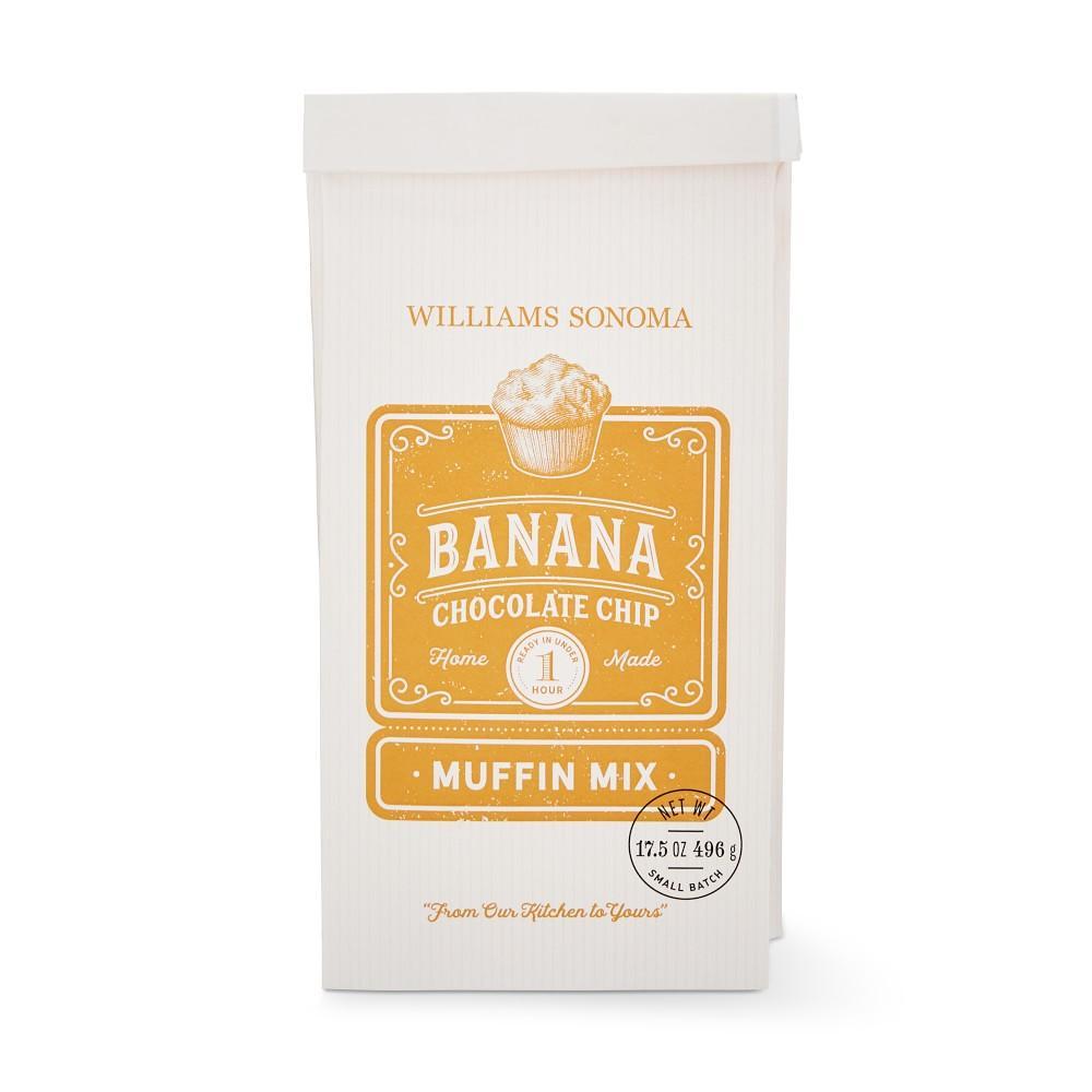Williams Sonoma Muffin Mix, Banana Chocolate Chip