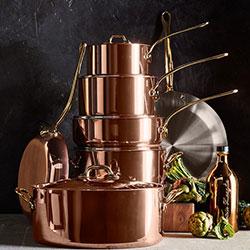 25% Off Copper Cookware