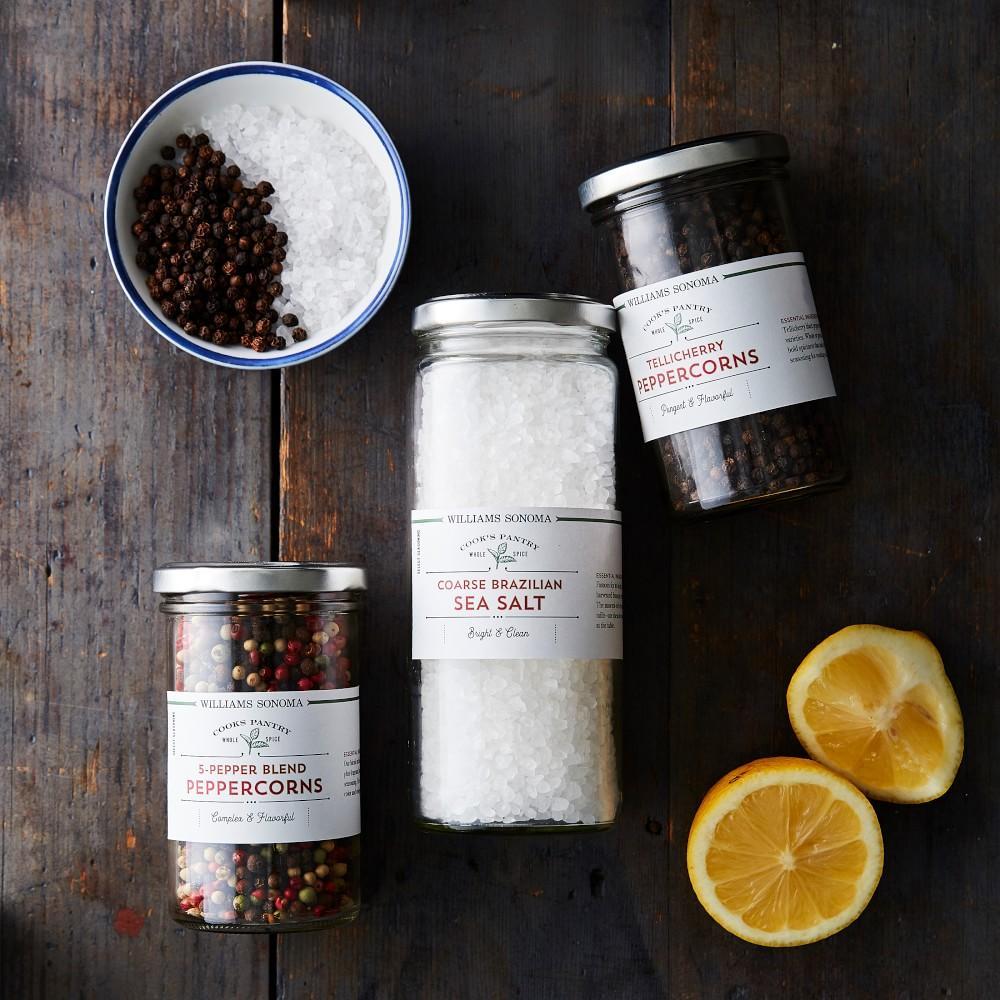 Williams Sonoma Sea Salt for Salt Mills