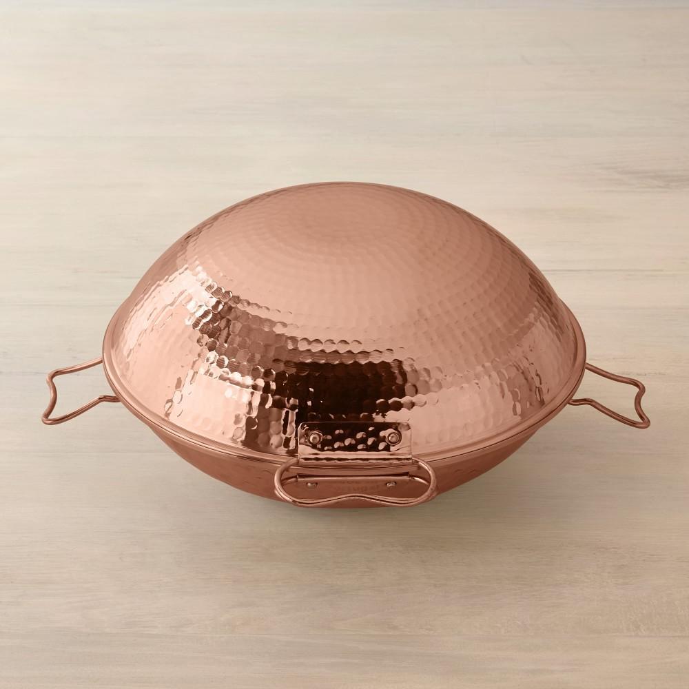 Hammered Copper Cataplana