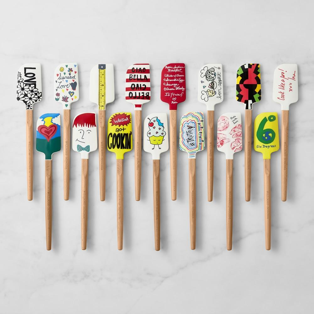 No Kid Hungry® Tools for Change Silicone Spatula, Zac Posen