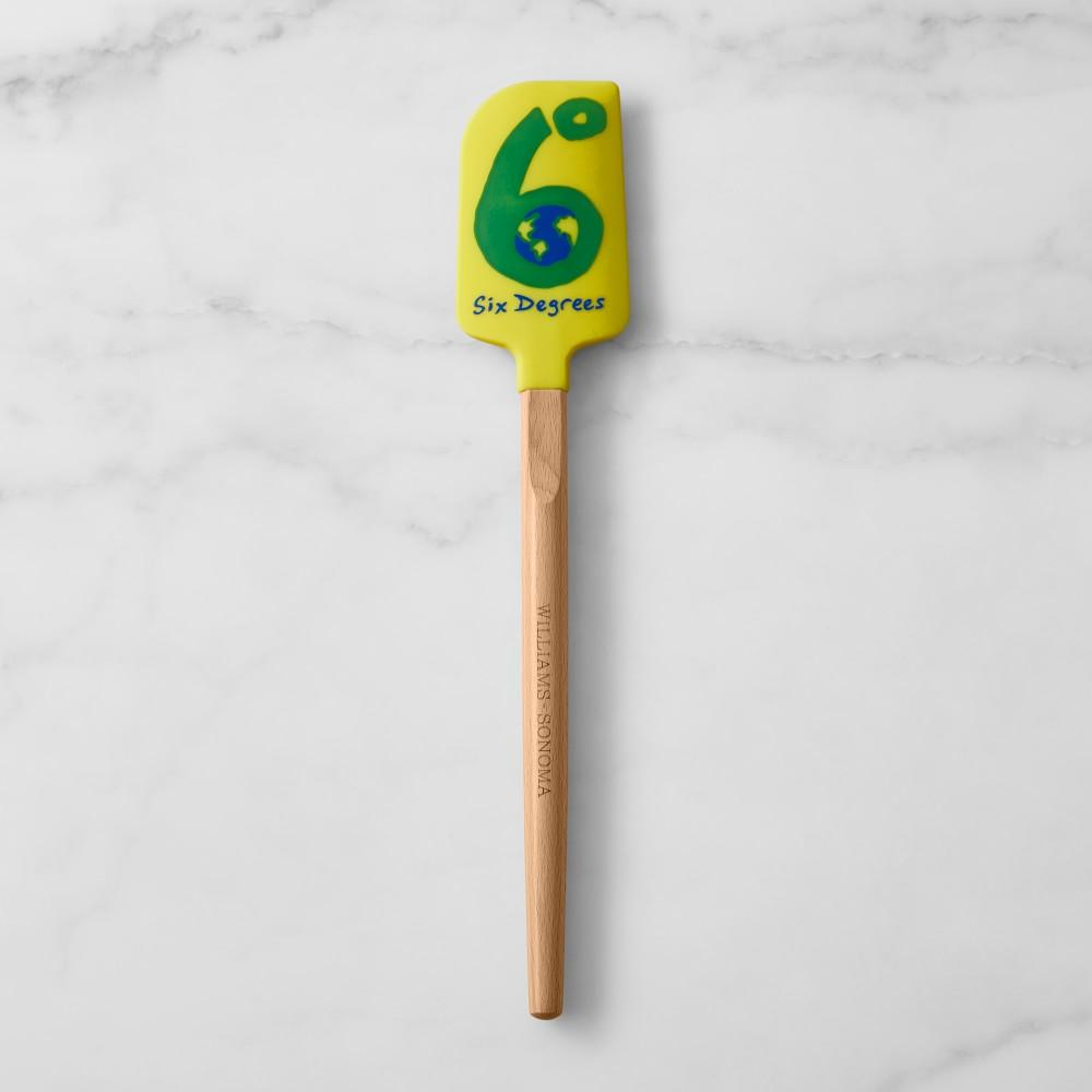 No Kid Hungry® Tools for Change Silicone Spatula, Kevin Bacon