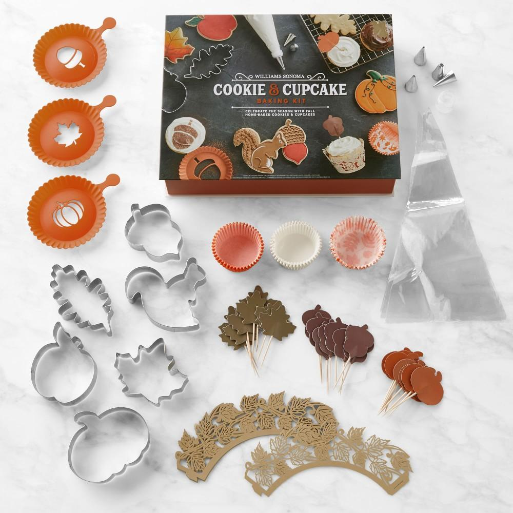 Woodland Cookie & Cupcake Box Set