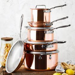 All-Clad Copper C4