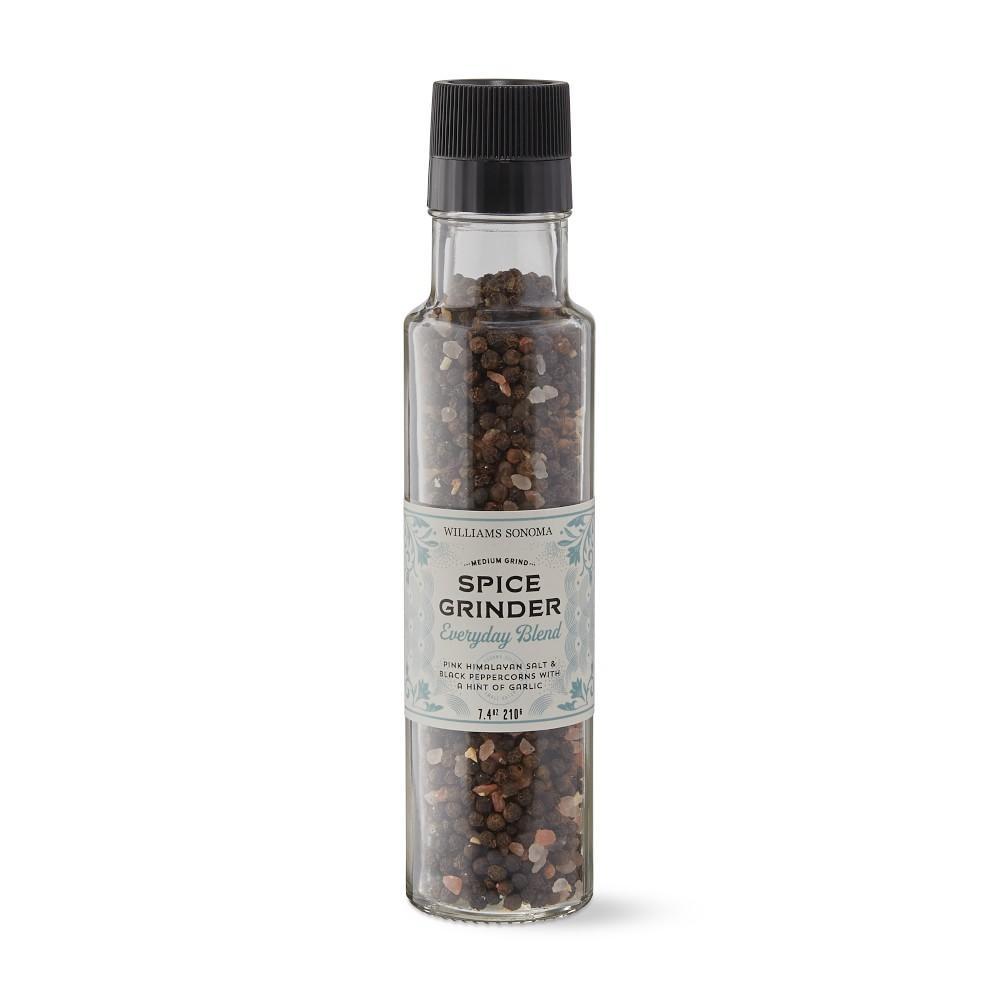 Spice Grinder Everyday Salt & Pepper Blend