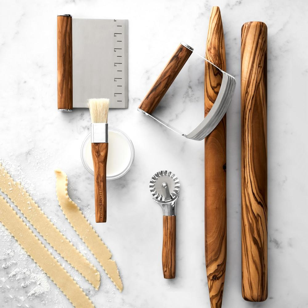 Williams Sonoma Olivewood French Rolling Pin