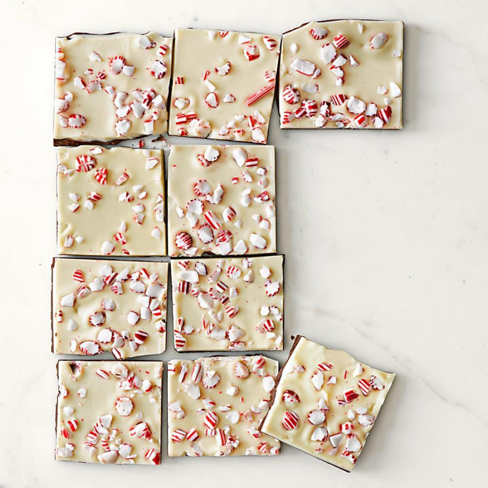Williams Sonoma Peppermint Bark (Large)