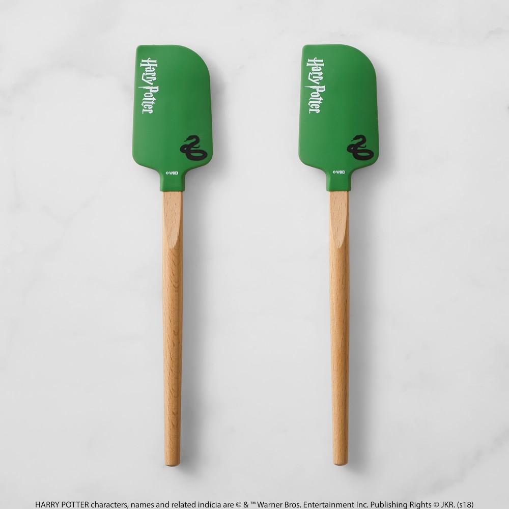 HARRY POTTER™ SLYTHERIN™ Mini Silicone Spatulas, Set of 2