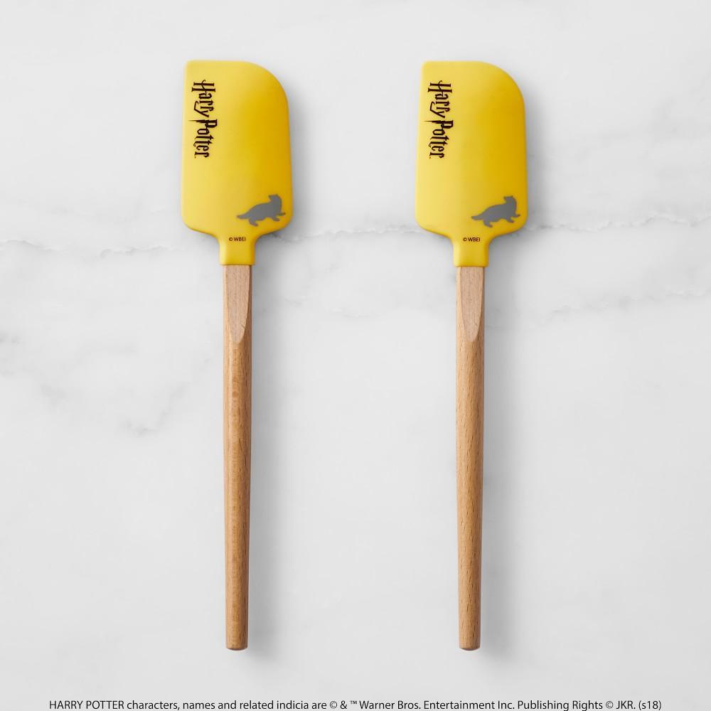 HARRY POTTER™ HUFFLEPUFF™ Mini Silicone Spatulas, Set of 2