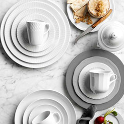 French White Porcelain