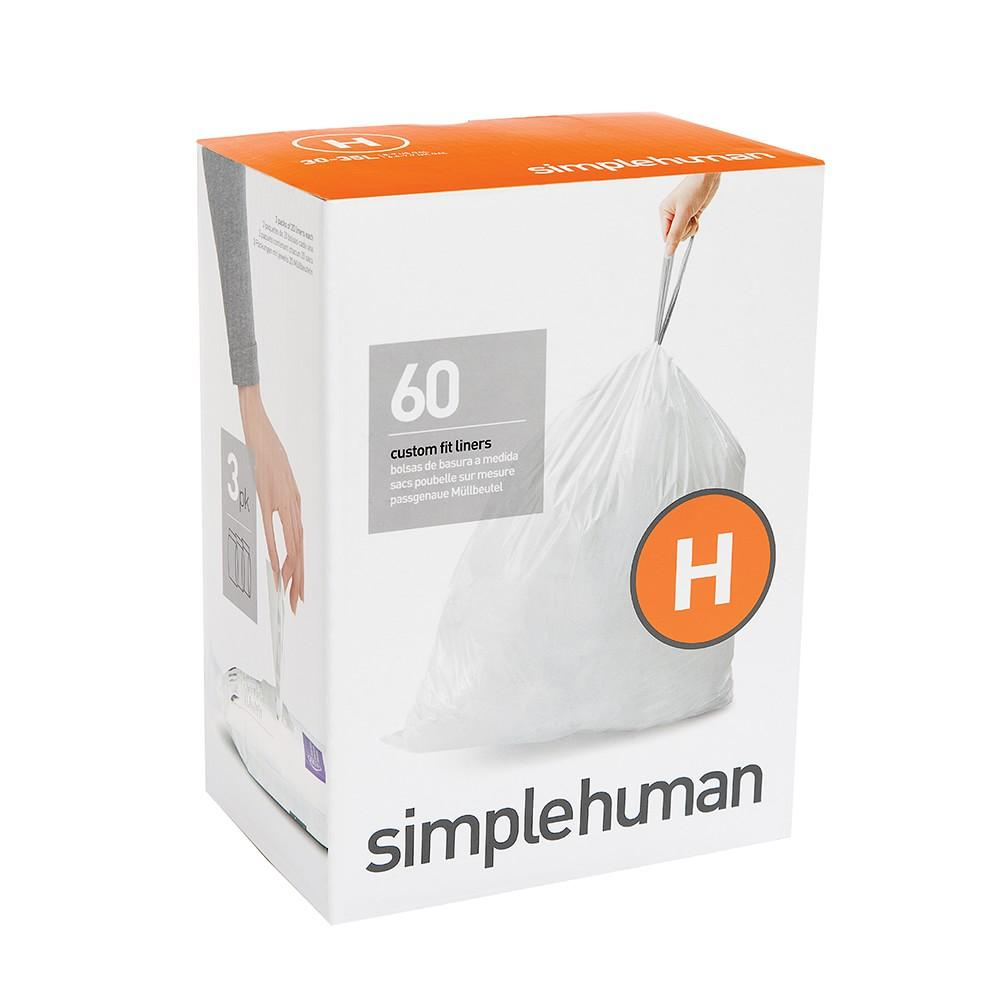 simplehuman™ (H) Custom Fit Liners